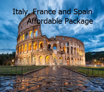 Discount Europe Airline Tours